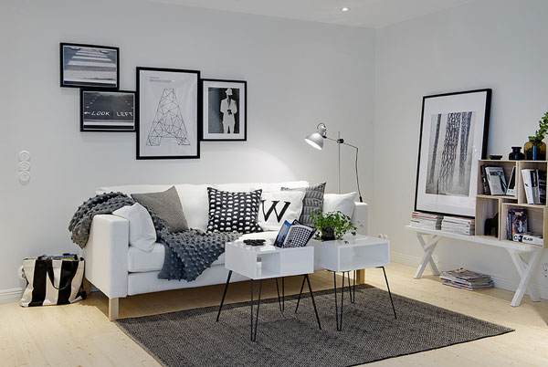 Sweden Small Apartment Living 53953