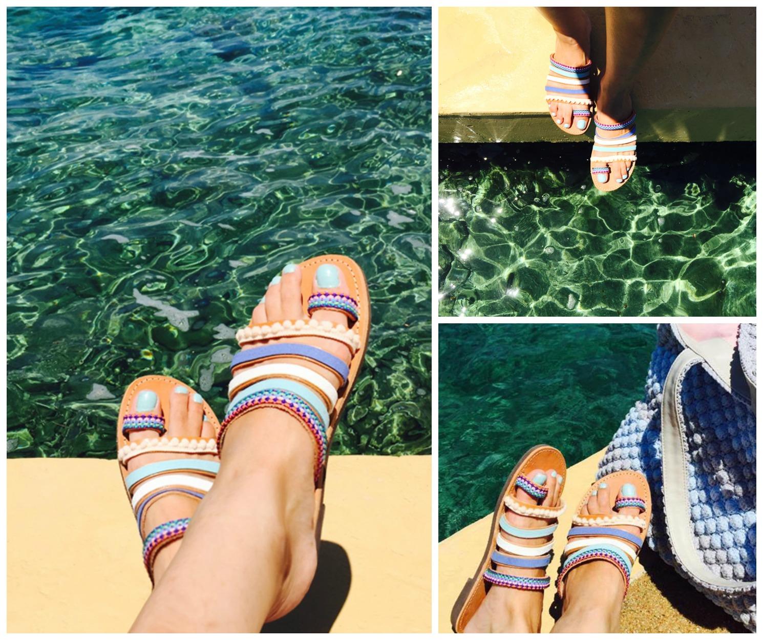 Εσένα πού θα σε... ταξιδέψουν τα σανδάλια σου φέτος το καλοκαίρι ... 3562707e314