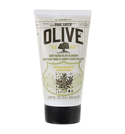 korres olive scrub