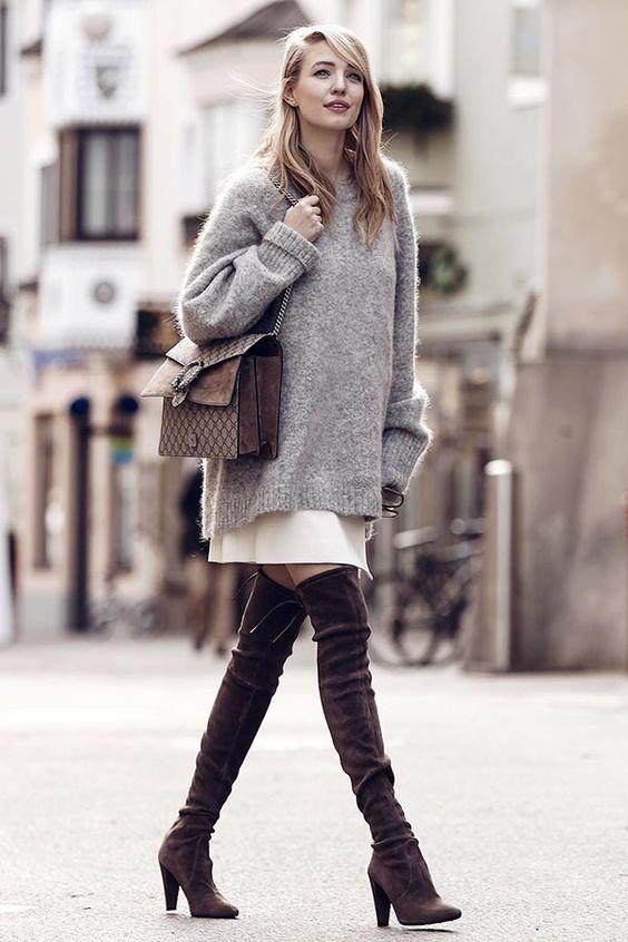10+1 τρόποι για να φορέσεις με στυλ τα πλεκτά σου πουλόβερ το ... cf18cefe927