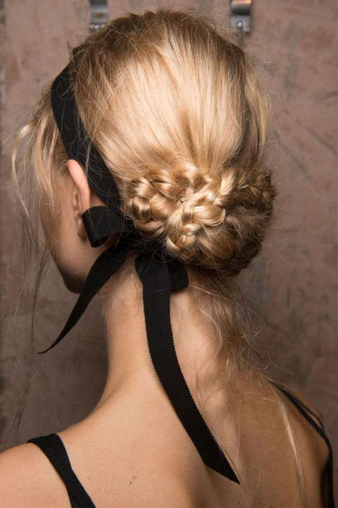 hbz the list black ribbon erdem hair imaxtree