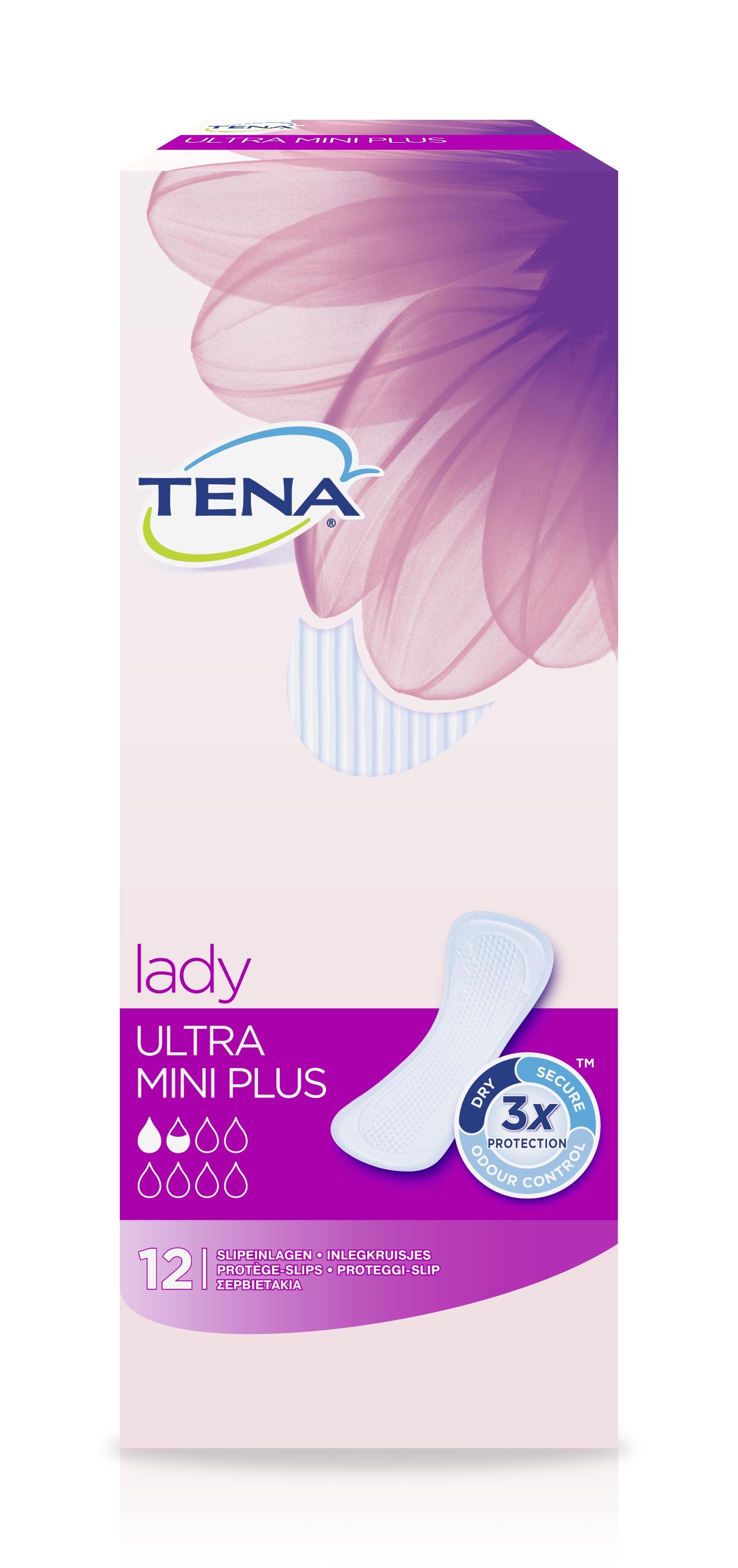 TENA Lady UltraMiniPlus