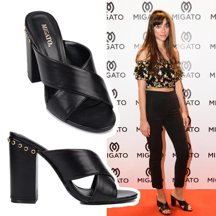 6190b0d7d88 Βρήκαμε τα αγαπημένα παπούτσια των Ελληνίδων celebrities! - Queen.gr