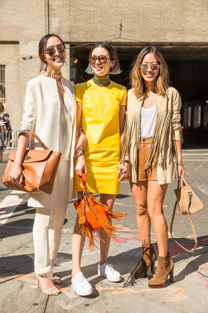 New York Fashion Week Street Style Spring 2016 683x1024