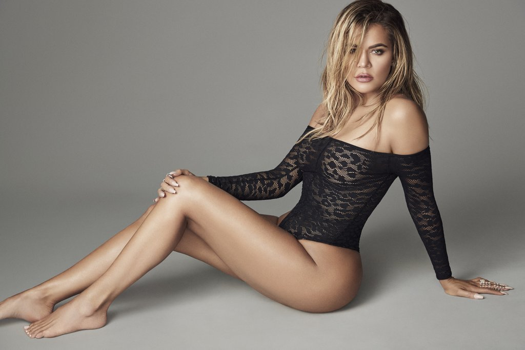 Khloe Kardashian Good American Bodysuits Collection 2