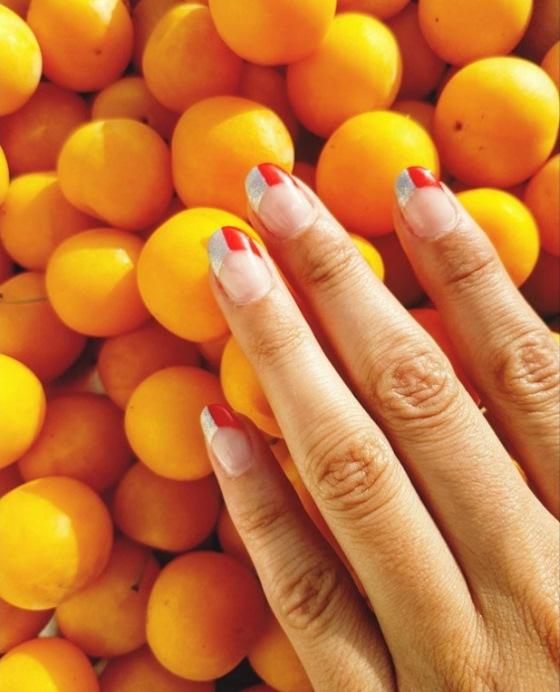 manicure evdomadas