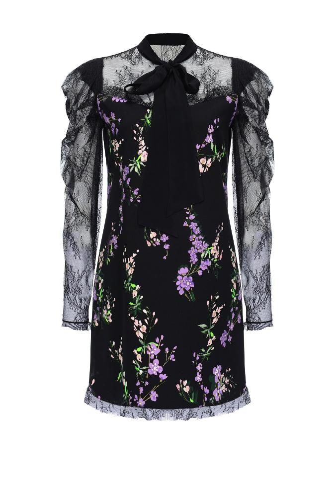 be336f2f2f12 Οδηγός Αγοράς  12+1 floral φορέματα για το φθινόπωρο - Queen.gr
