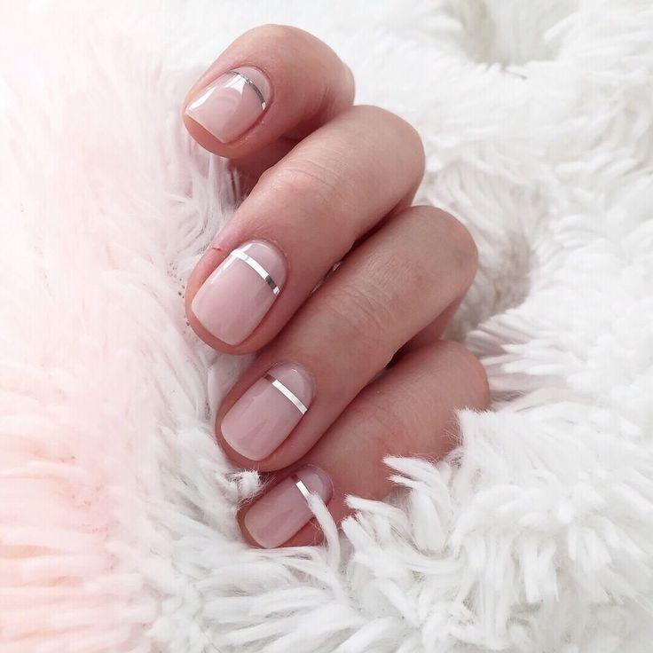 7252d56e354a5e97b079f731c3cee656 nude manicures manicure pink