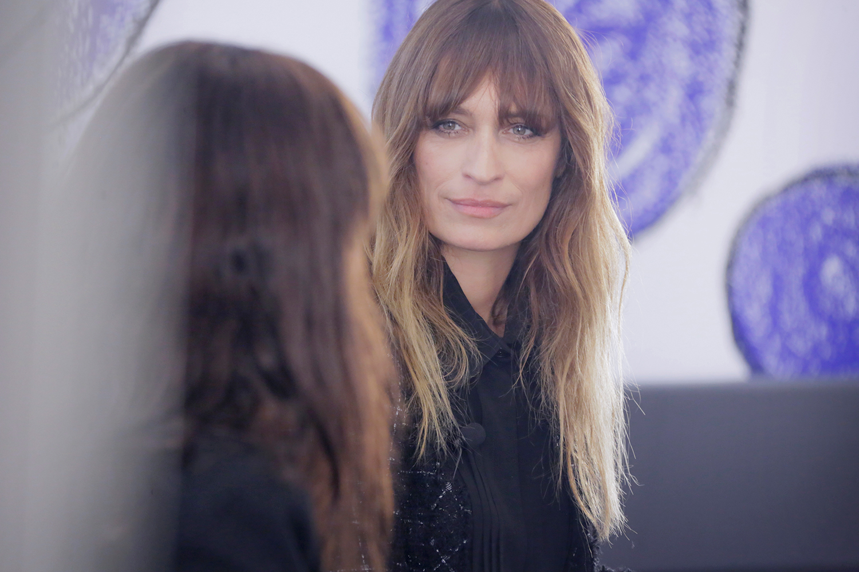 CHANEL at colette Beauty Talk Caroline de Maigret 7 LD