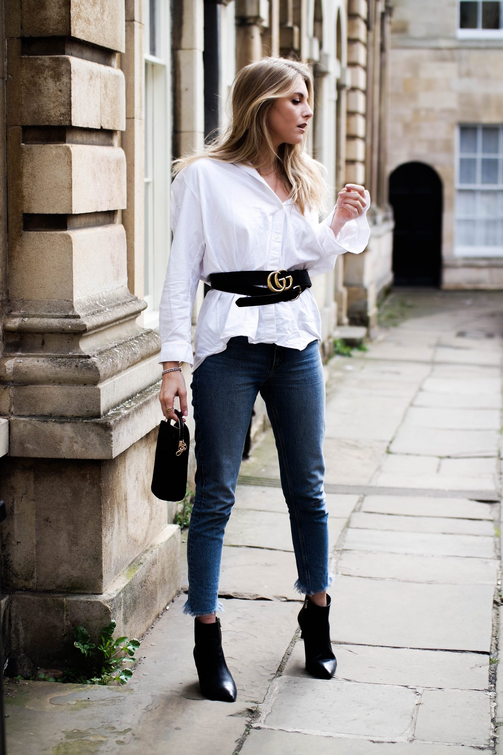 The New Way To Wear Your Statement Belt Fashion Blogger Street Style 1600x2400