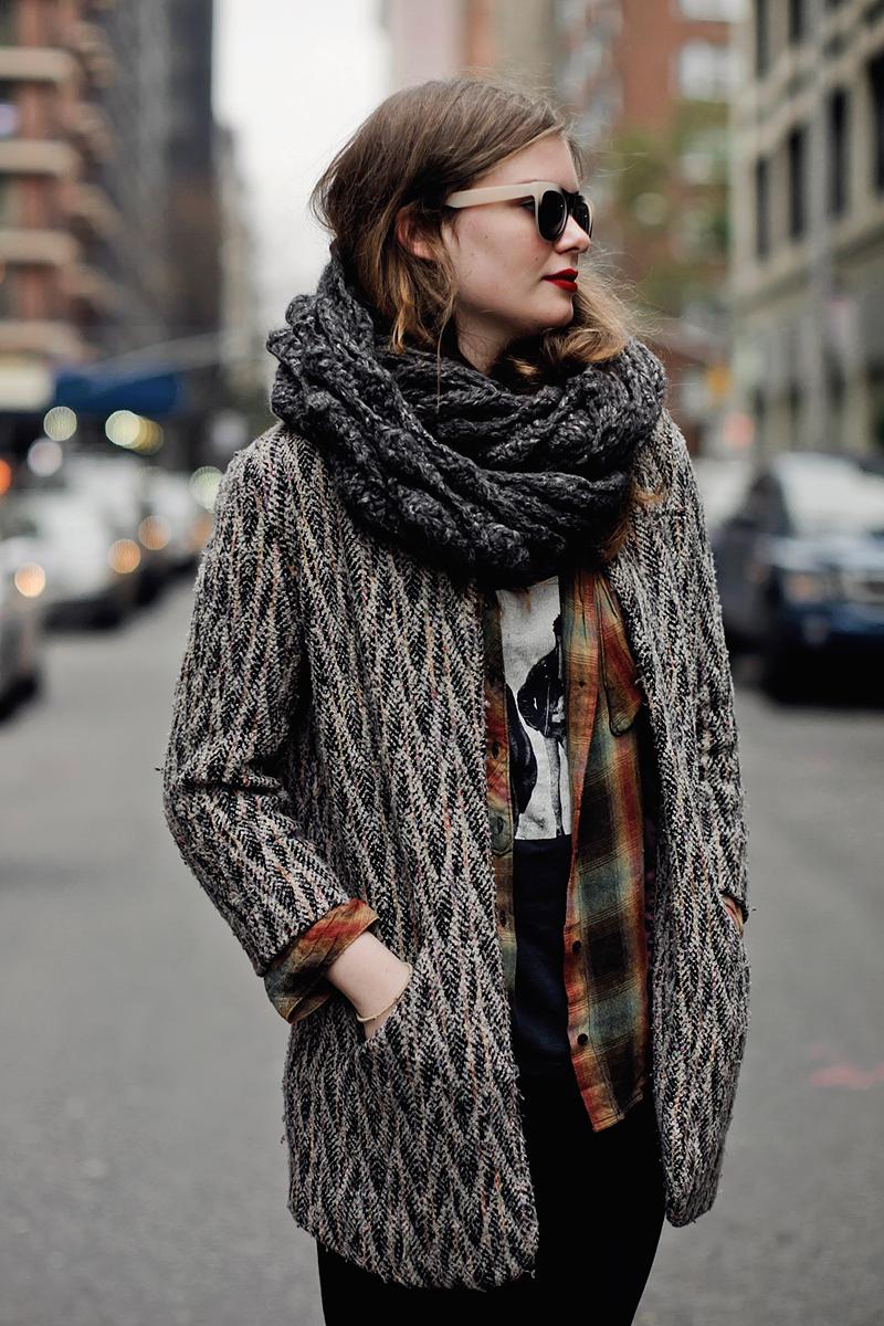 knit street style