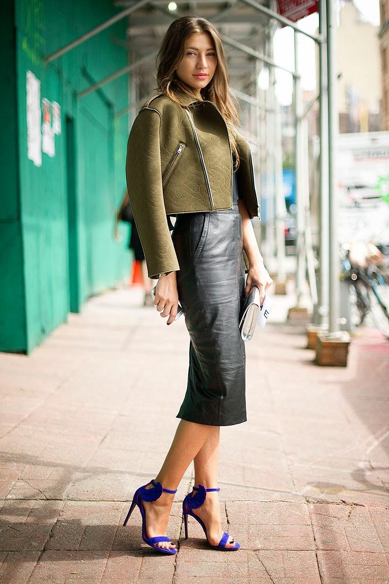 mesa pencil skirt