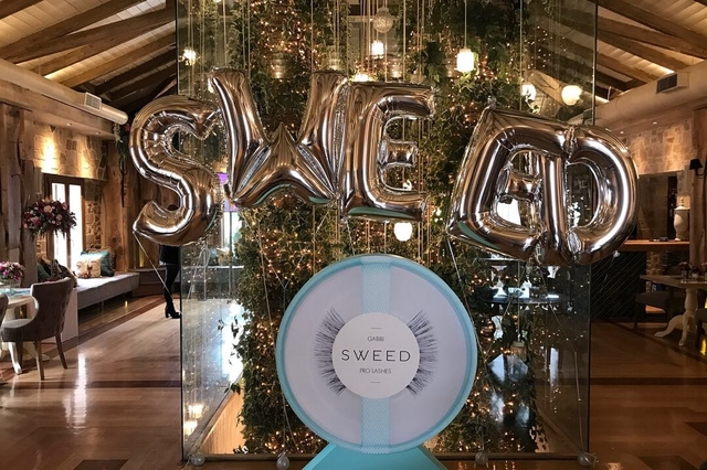 Sweed Lashes Press Launch 1