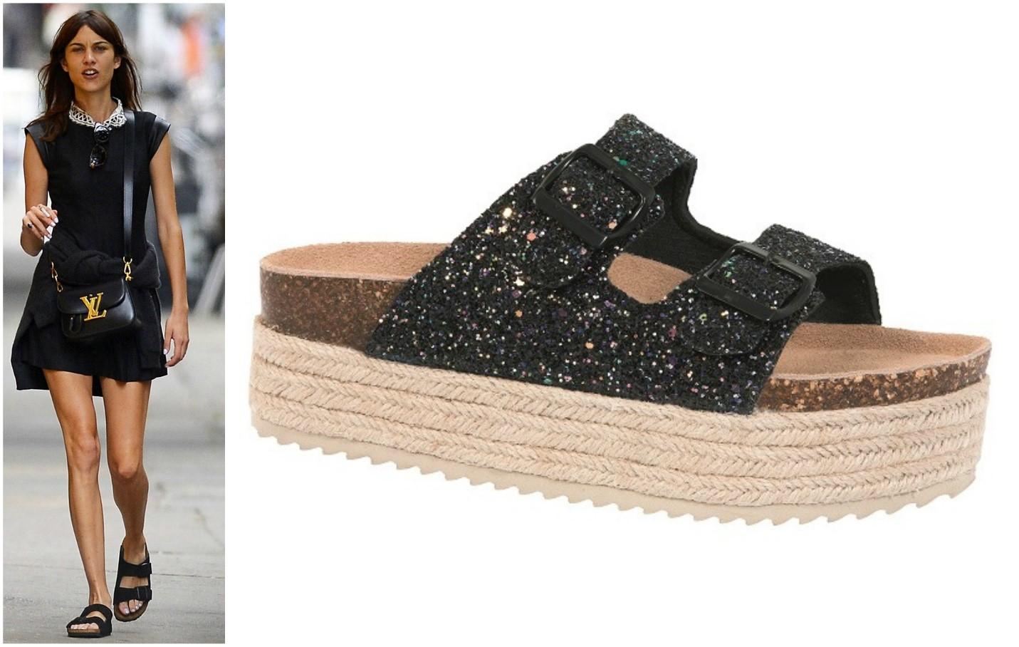 Αυτά τα πέδιλα μοιάζει να είναι τα αγαπημένα παπούτσια του style icon της  καρδιάς μας 10ad0e1da76