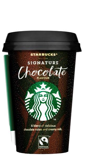 Signature Chocolate side straw 1