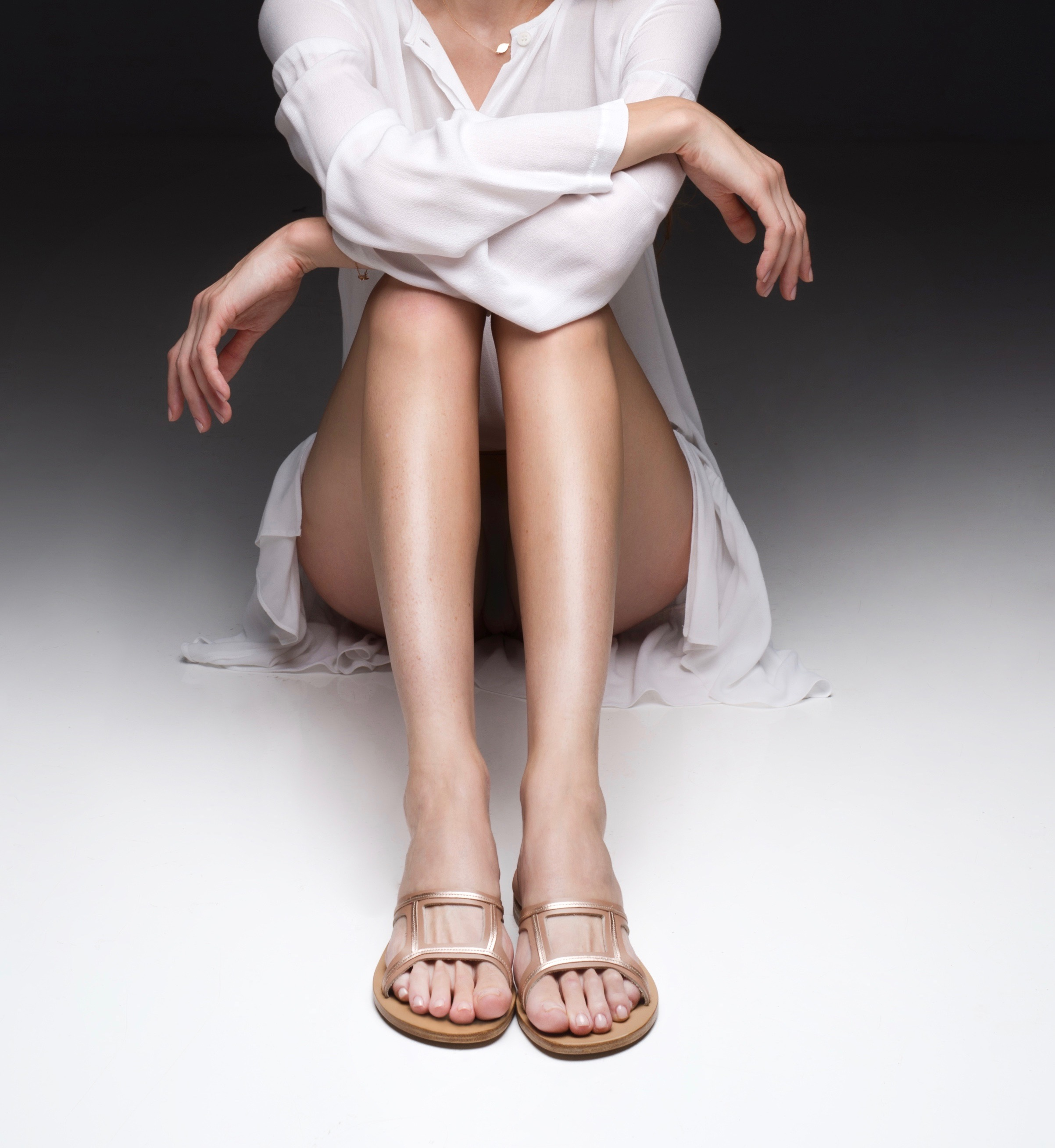 mostchic lotus sandals
