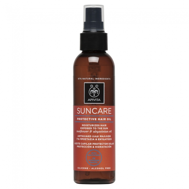 Suncare Protective Hair Oil Sunflower Abyssinian Oil 150ml enlarge