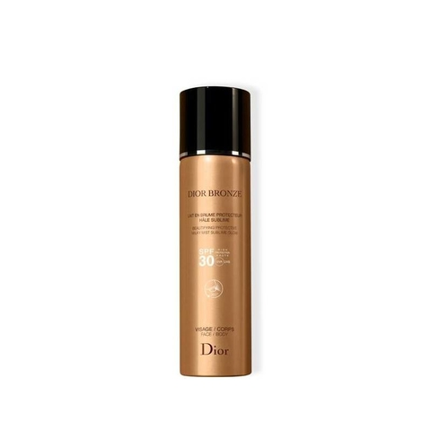dior bronze beautifying protective milky mist sublime glow spf 30 125ml