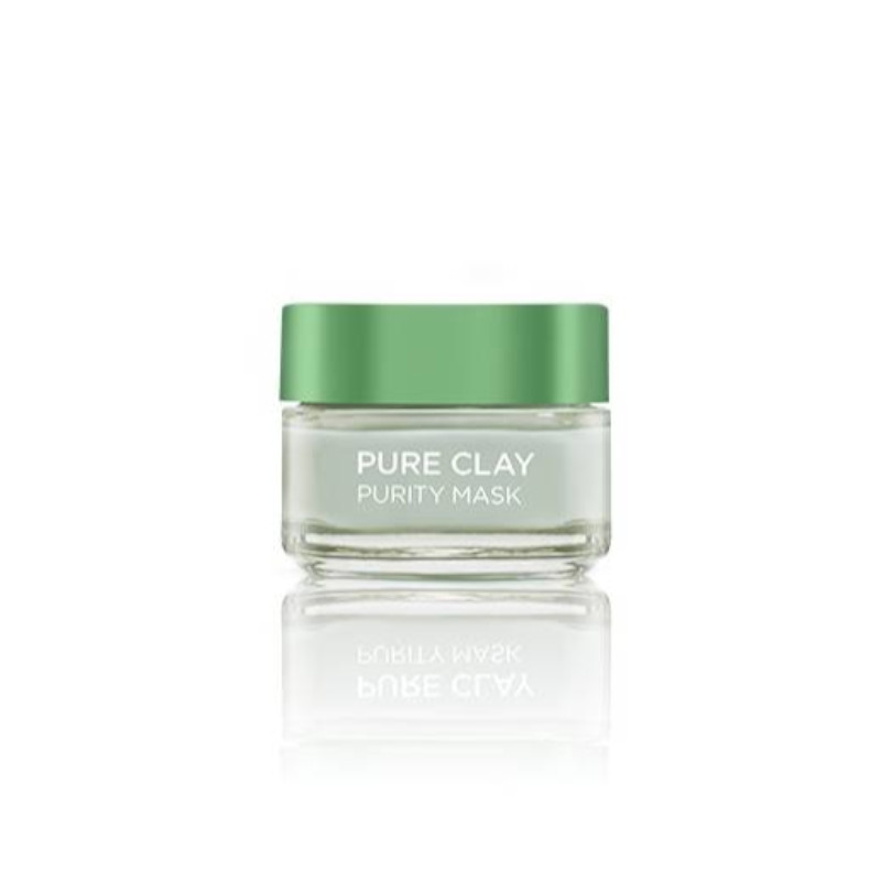 L Oreal Paris Pure Clay Purity Mask