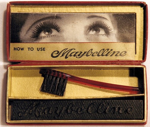 maybelline first mascara