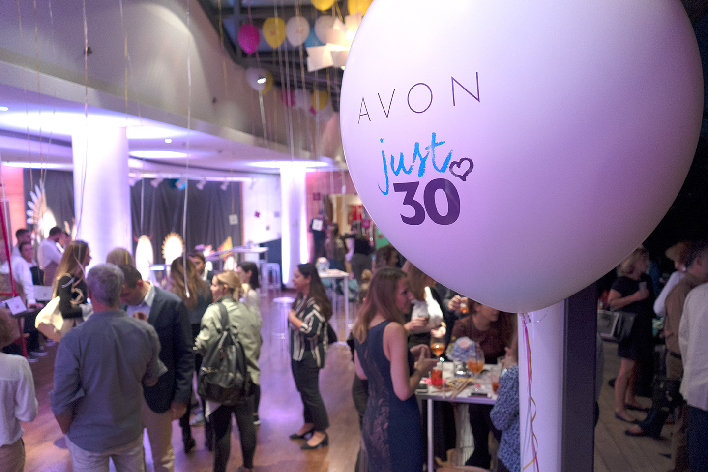 Avon Just 30 Party 1