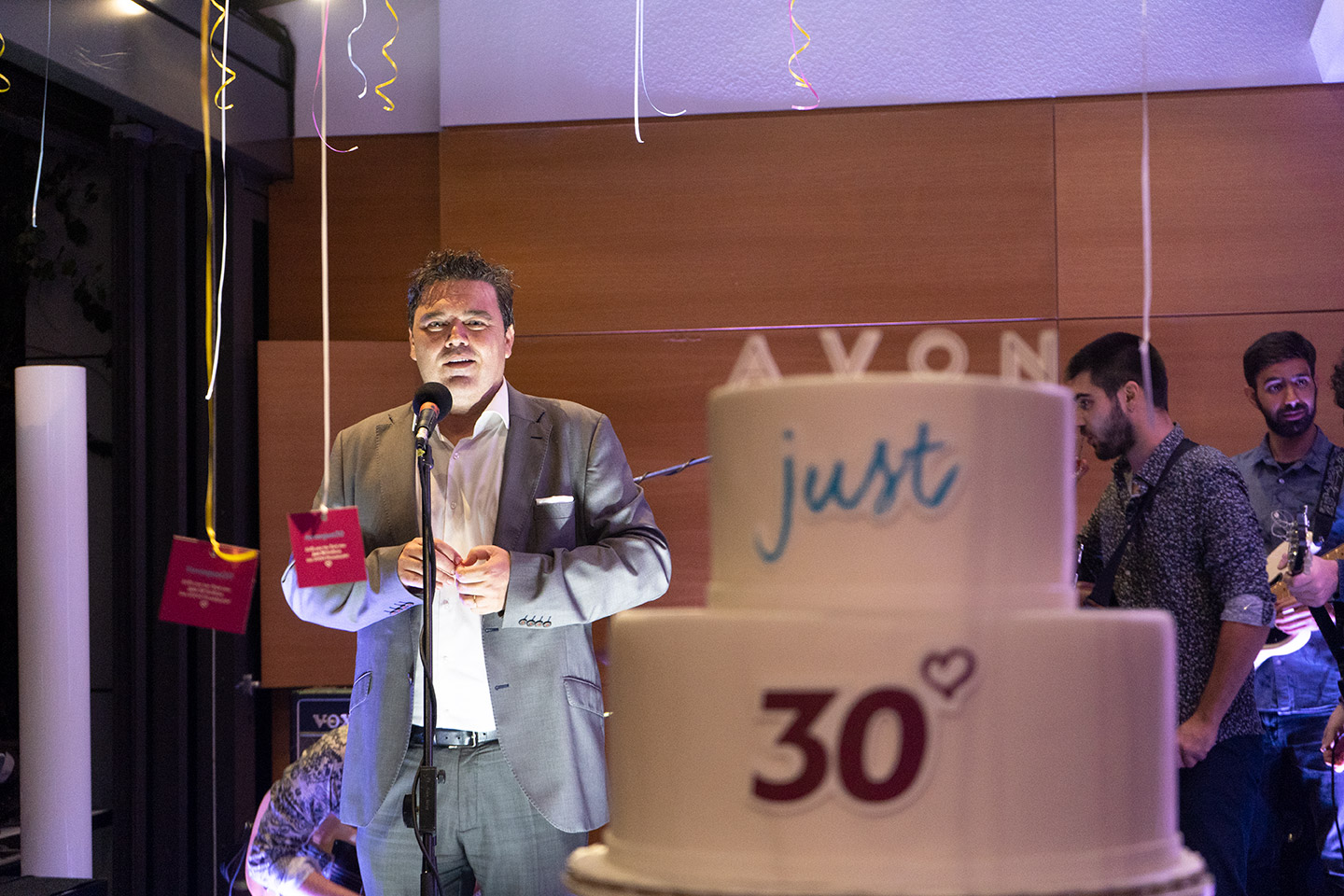 Avon Just 30 Party 3
