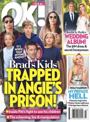 Angelina Jolie Brad Pitt Kids Prison 1