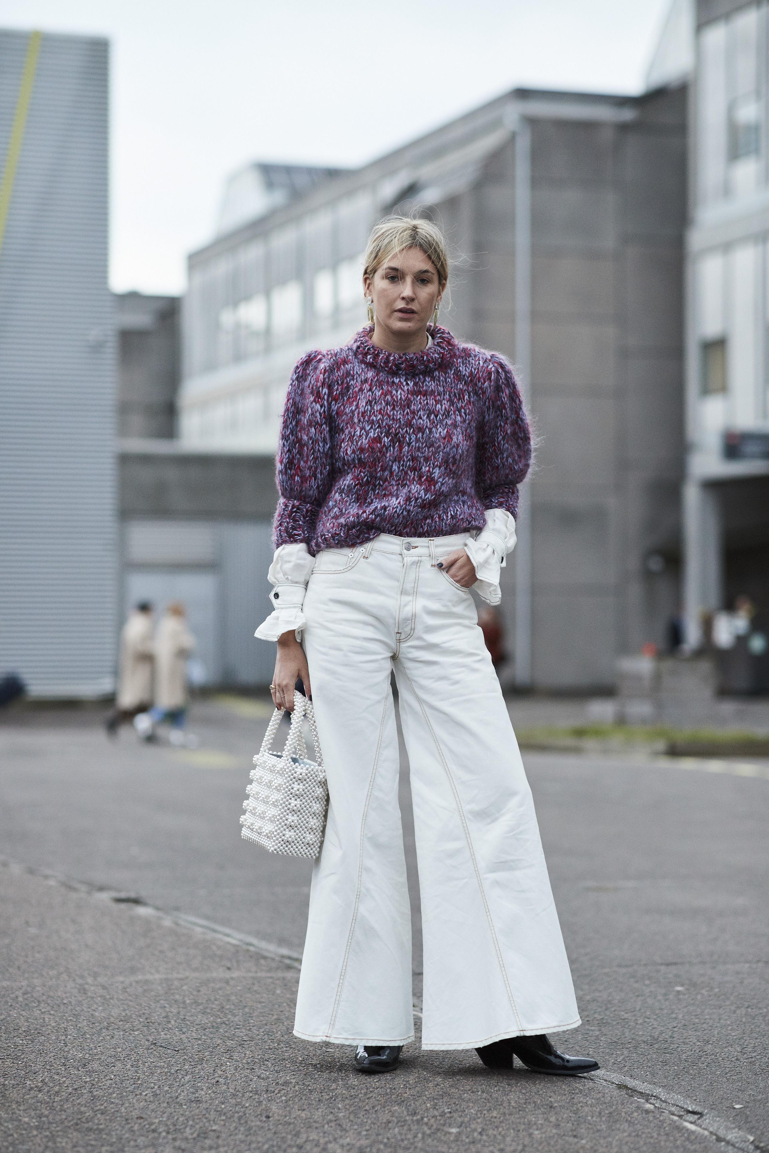 6a036ab04b5a Winter White  Πώς να φορέσεις το λευκό χρώμα και τον χειμώνα - LAIF