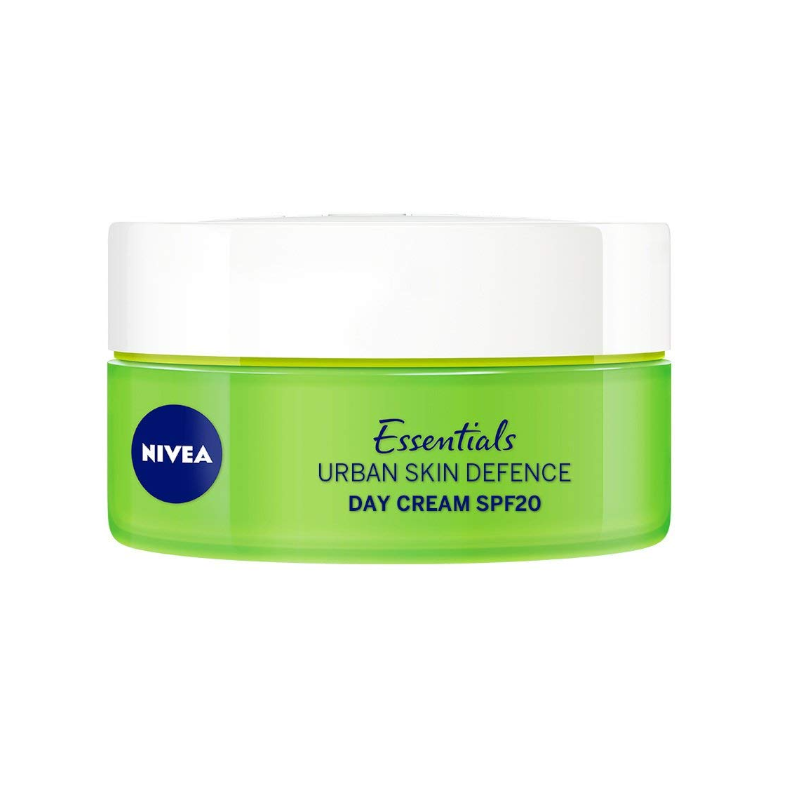 Nivea Essentials Urban Skin Defence Day Cream SPF 20