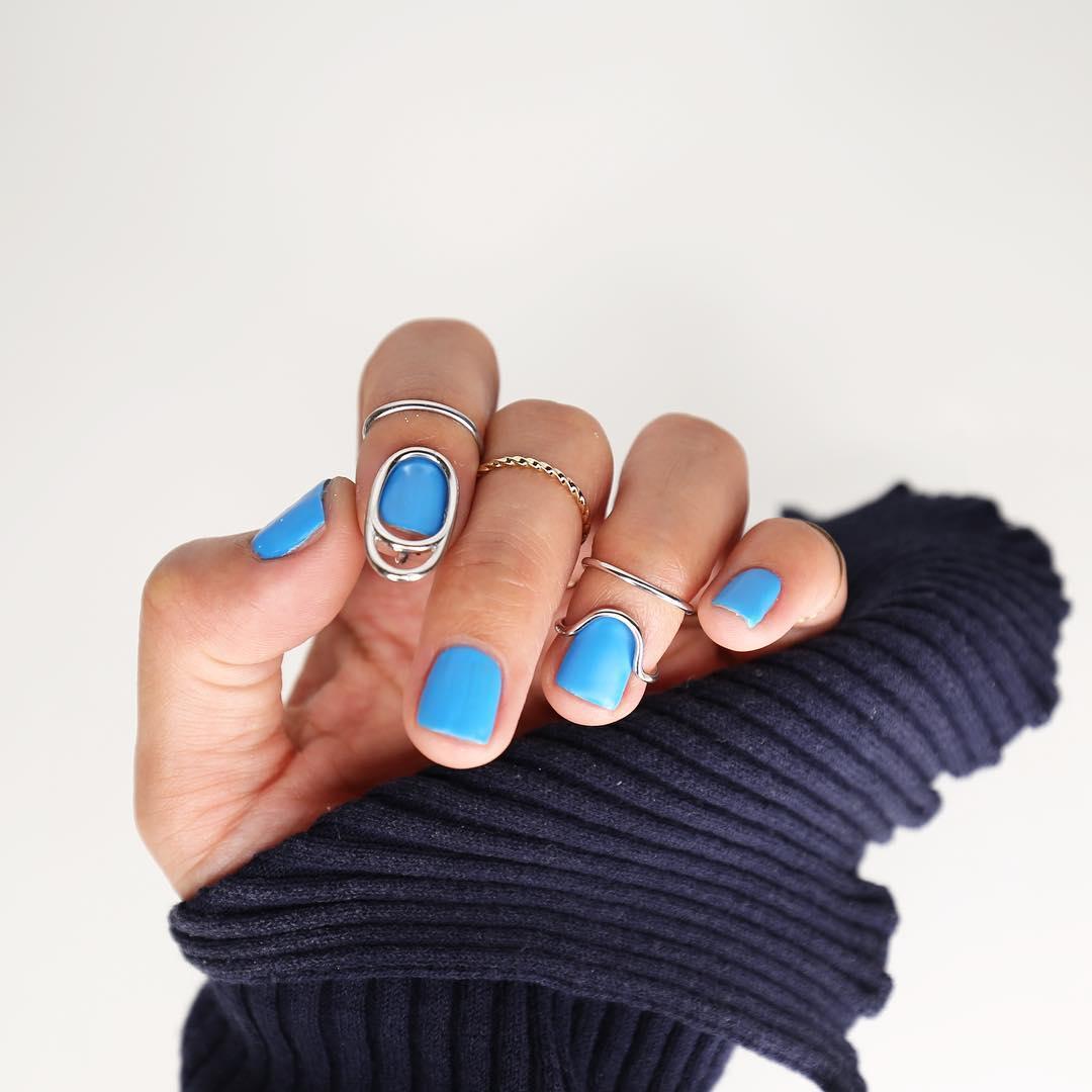 We are calling it! Αυτό θα είναι το απόλυτο χρώμα για τα νύχια όλο το 2019 2