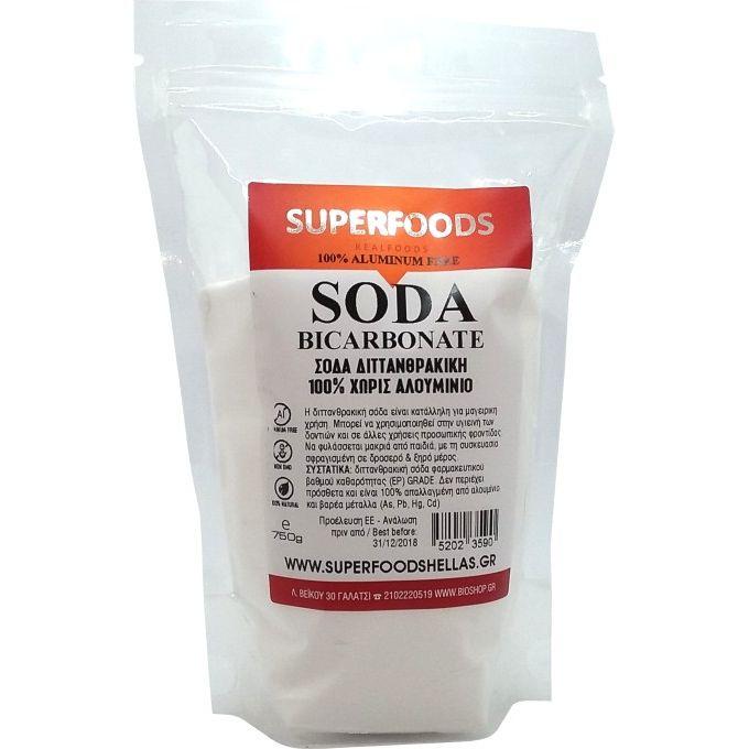 soda aluminum free