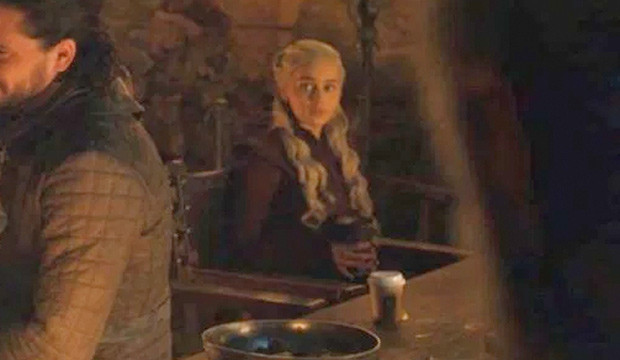 starbucks coffee cup game of thrones