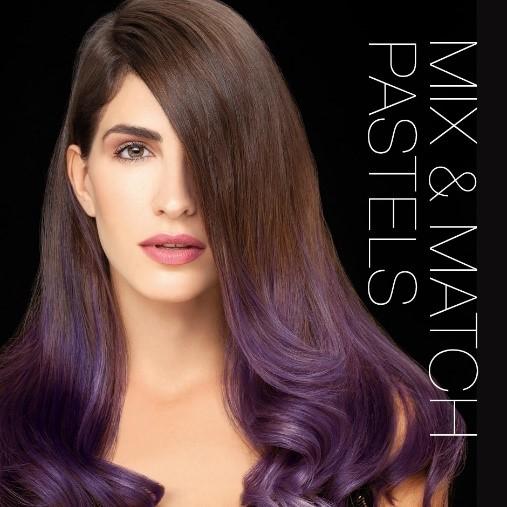 Mix Match Pastels